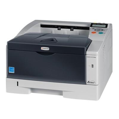 Лазерен принтер с мрежа и дуплекс Kyocera Ecosys P2135DN + пълна тонер касета