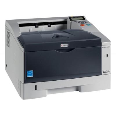 Лазерен принтер с мрежа и дуплекс Kyocera Ecosys P2135DN + пълна тонер касета за 7 000 страници, на под 10 000 стр.!!!